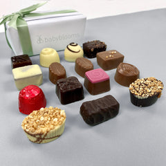 babyblooms chocolates for new mums & wife