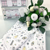 Little Love Welcome Baby Clothes Posy and Blanket, Neutral
