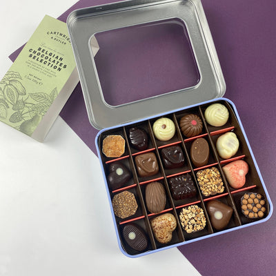 Cartwright & Butler Belgian Chocolates Collection