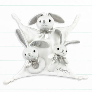 Three Little Bunnies Gift Set - Neutral