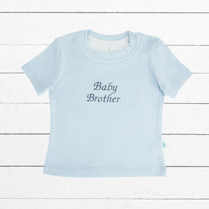 Baby Brother T-shirt - Short-sleeved