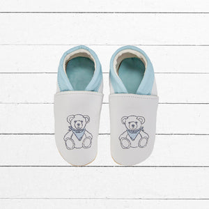 Baby Boy Leather Shoes, Teddy