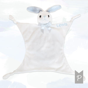 Three Little Bunnies Gift Set - Blue