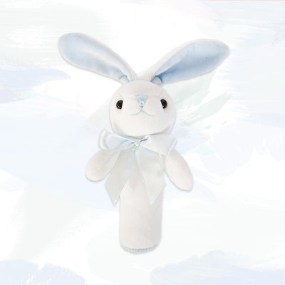 Little Blue Bunny Squeaky Toy