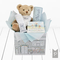 Boy's First Birthday Gift Hamper