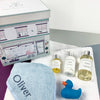 Personalised Baby Boy Bathtime Hamper