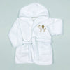 Corniche Collection Baby Bathrobe - Camel