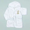 Corniche Collection Baby Bathrobe - Teddy