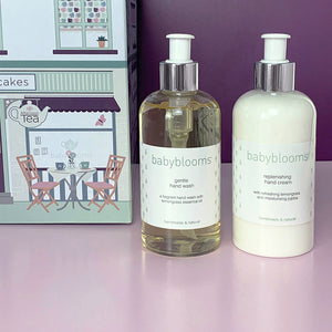 Gentle Hand Wash & Replenishing Hand Cream Gift Set
