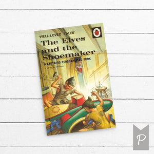 The Elves and The Shoemaker, Personalised
