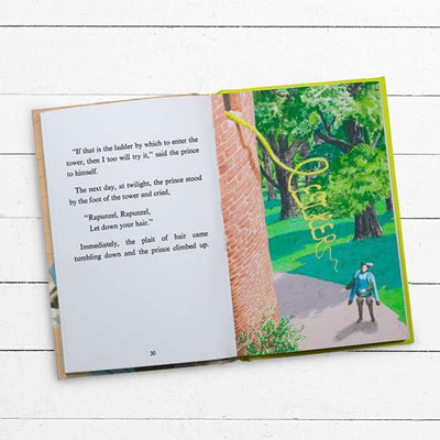 Personalised Ladybird Fairytale Books
