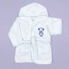 Little Lindo Baby Bathrobe