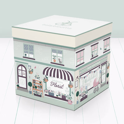 Little Royal Bunny Personalised Cushion