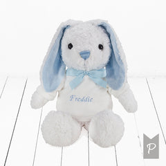 Large Personalised Byron Bunny