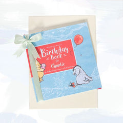 Personalised Winnie-the-Pooh Birthday Story Book