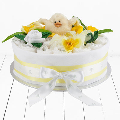 Easter One Tier Nappy Cake