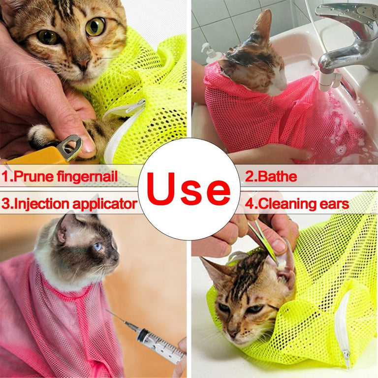 Groomers Delight Cat Grooming Bag