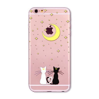Lovers Cat Case