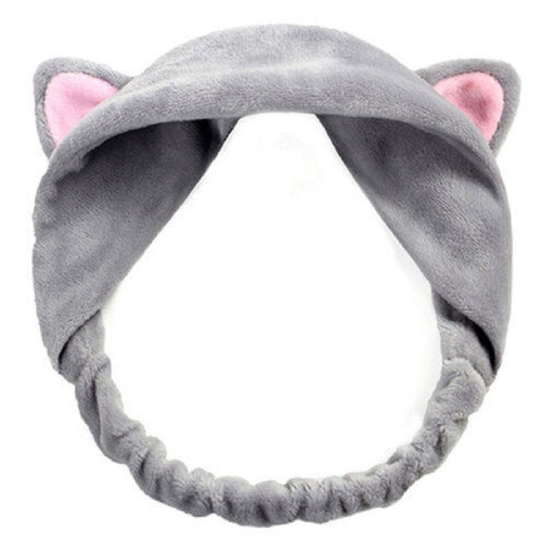 Cute Cat Ears Headband