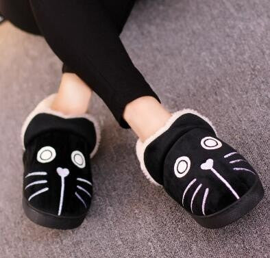Lovely Cat Slippers