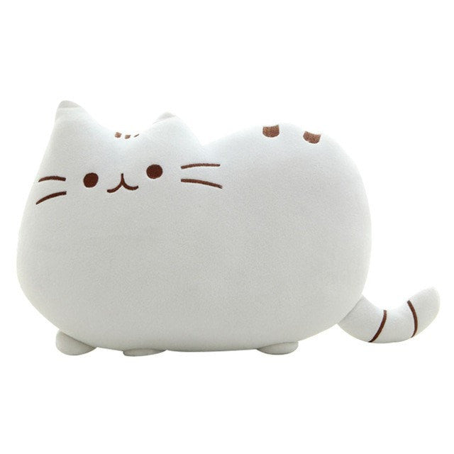 Huggable Cat Pillow