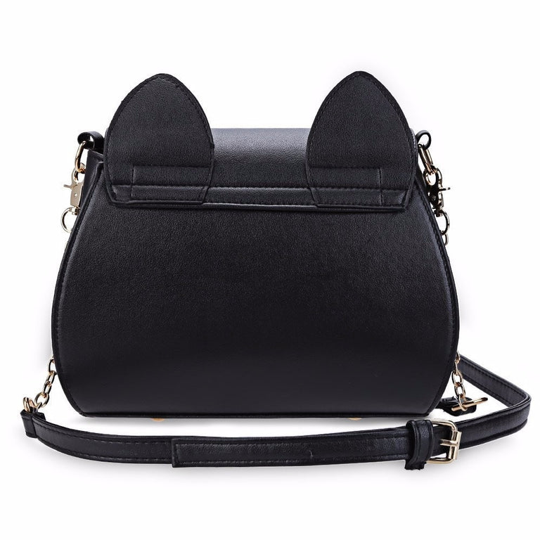 Cat Ears Luna Shoulder Bag