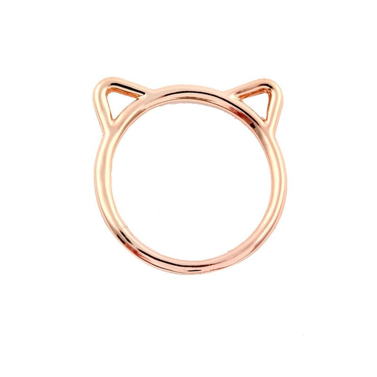 Super Cute Cat Ear Rings