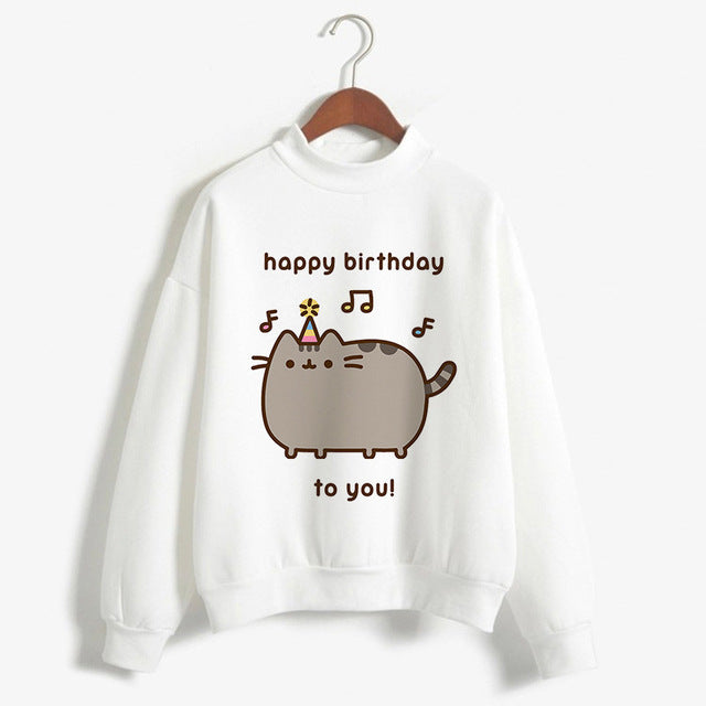 Pusheen Cat Hoodies
