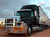 Long haul truck off-grid power
