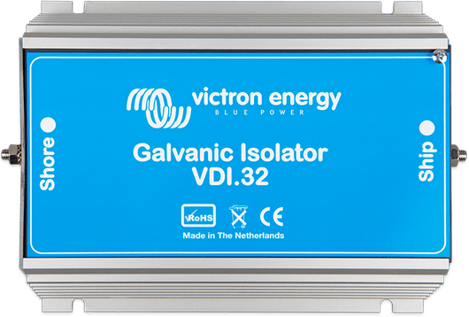 Build Solar Galvanic Isolator VDI-16 and VDI-32