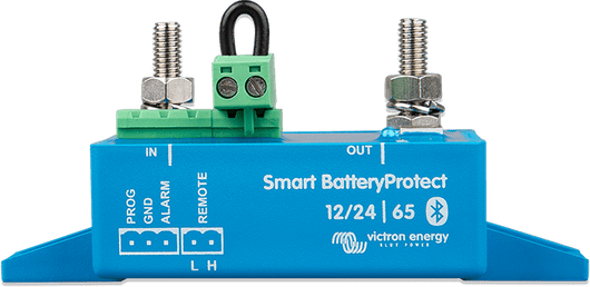 Build Solar Smart BatteryProtect