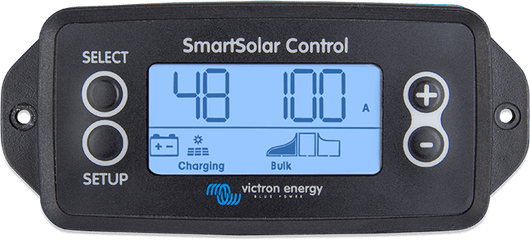 Build Solar SmartSolar Control display