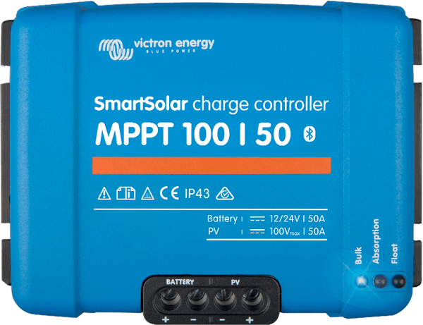 Build Solar SmartSolar MPPT 100/30 & 100/50