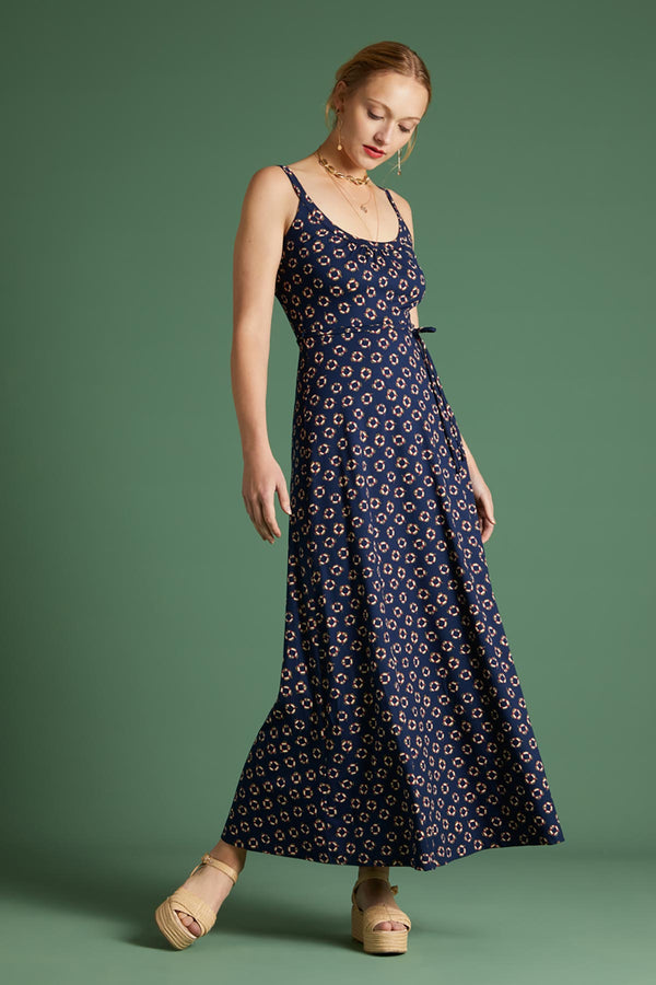 Allison Capitan Casual and Occasion Maxi Dress | Going Out Dresses