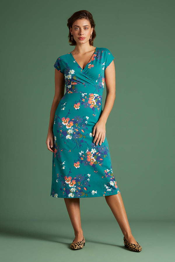 Lot Pomona Midi Casual Summer Dresses | Occassion Party Dresses