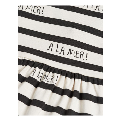 a la mer mini rodini summer collection stripes off white grey