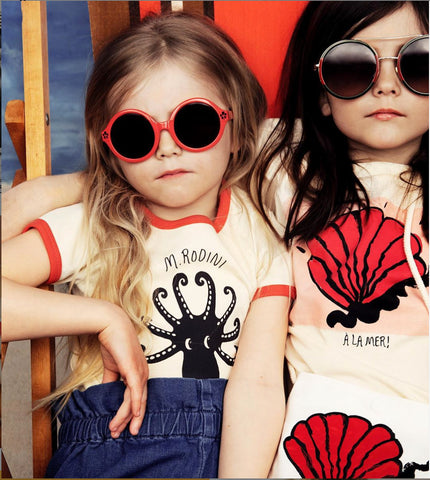 mini rodini a la mer capsule collection octopus t shirt