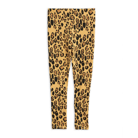 Mini Rodini - Leopard Leggings