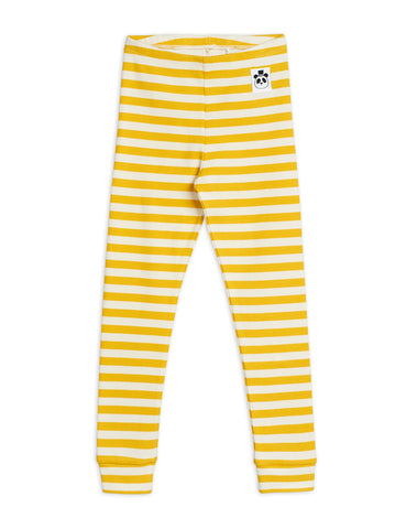 mini rodini diana summer collection stripes yellow off white