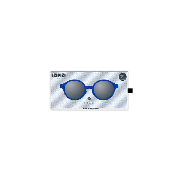 izipizi sunglasses for kids in blue at konfetti kids, gafas para niños en azul