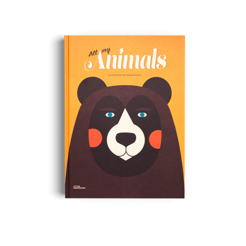 all my animals gestalten bear cover