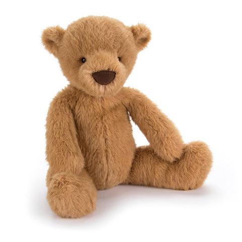 from Jellycat the Benjamin bear in size medium and small