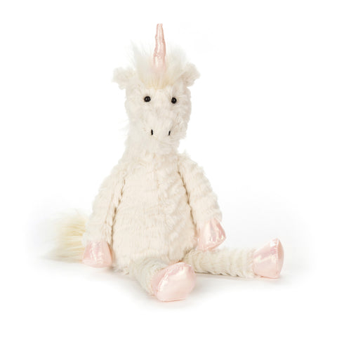 jellycat dainty unicorn at konfetti kids barcelona