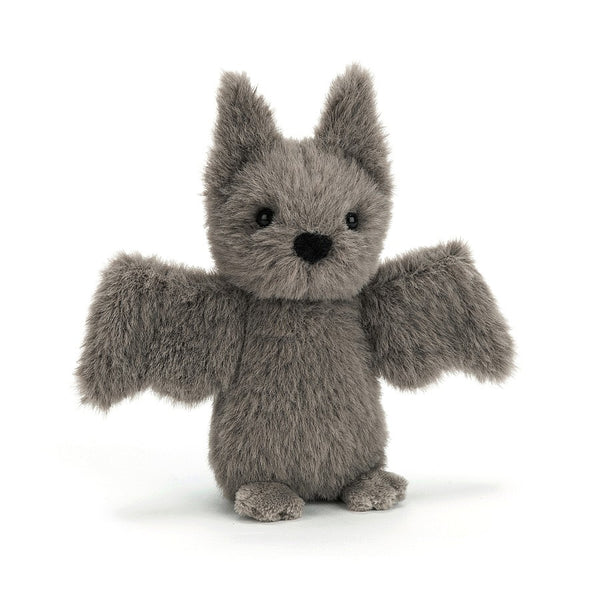 fluffy bat jellycat grey bat from jellycat