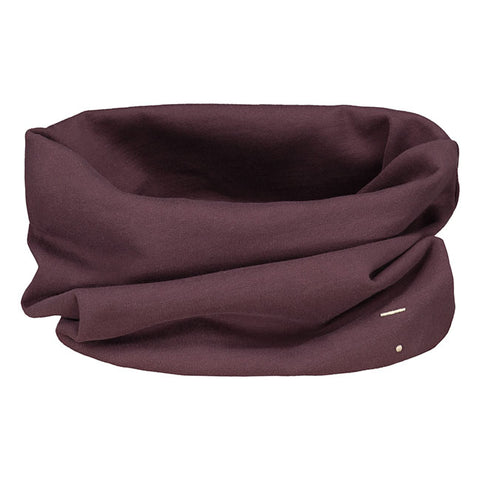 endless scarf from Gray Label in color Plum
