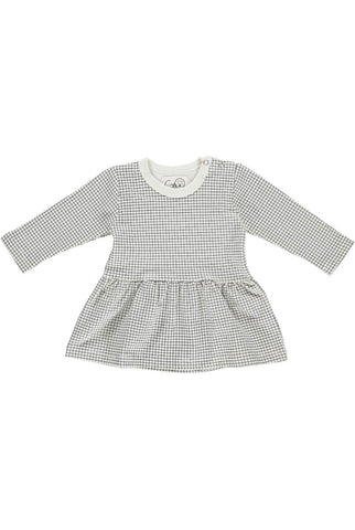from the danish brand GRO company the bell dress with lovely design.