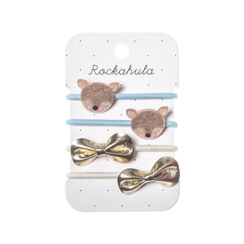Rockahula coleteros ponies deer and golden ribbons