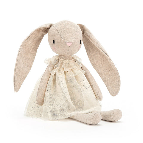 jellycat jolie bunny cute tulle dress