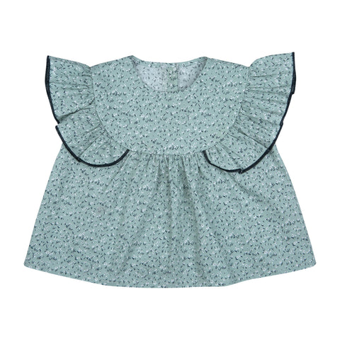 emma dress, bebe organic, liberty, baby, summer, konfetti kids, barcelona
