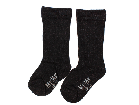 MarMar ~ Knee Socks - Black